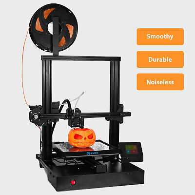 Xvico X3 Pro 3D Printer DIY Machine Printing Size LCD Screen Aluminum Filament