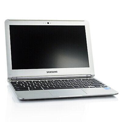 """Samsung Chromebook 12 XE303C12 11.6"""" 1.7GHz Exynos 2GB 16GB SSD Flash - NO AC"""