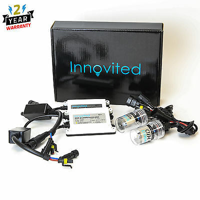Innovited AC 55w HID Kit H4 H7 H11 H13 9003 9005 9006 9007 6000K Hi-Lo (Bi Xenon Hid)