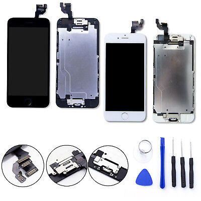 LCD Display Screen Digitizer Assembly Replacement for iPhone 7 5 5S 5C 6 6S Plus