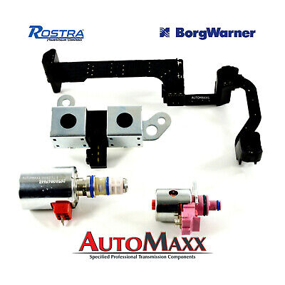 1998-04 AODE 4R70W Ford Transmission Solenoid New 4 Piece Set INCLUDES HARNESS Aode 4r70w Transmission