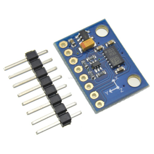 1PCS LSM303DLHC e-Compass 3 Axis Magnetometer And 3 Axis Accelerometer Module W