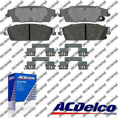 New Rear 4 Ceramic Brake Pad  For Cadillac Escalade ESV EXT Chevrolet Avalanche