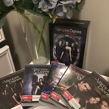 Vampire diaries season 1-5 Box Set Bolwarra Maitland Area Preview