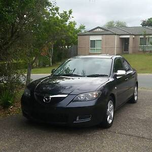 2007 Mazda3 manual Pacific Pines Gold Coast City Preview
