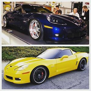 HRE 842R - C6 Corvette Z06