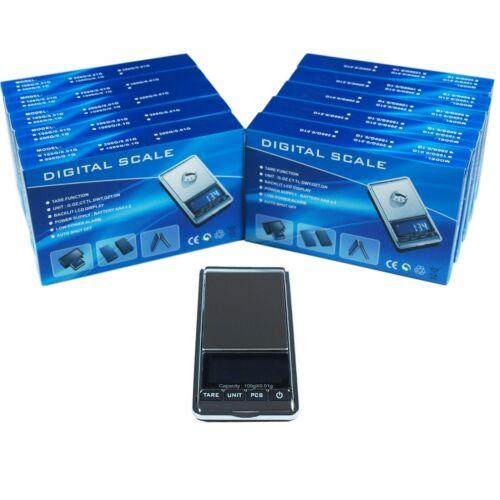 10 PCS DS-16 Digital Precision Pocket Scale 100g x 0.01g Wholesale