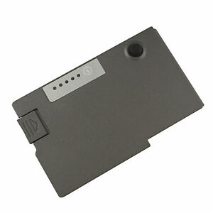 5200mAh Battery for Dell Latitude D610 D600 D510 D520 D500 D505 D530 C1295 UK