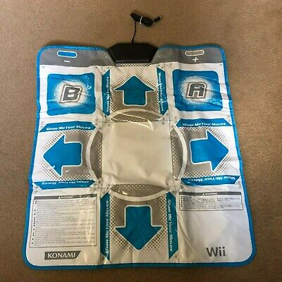 Used, Konami Pad for Nintendo Gamecube & Wii | DDR Dance Revolution Pad | RU054 | Used for sale  Shipping to India