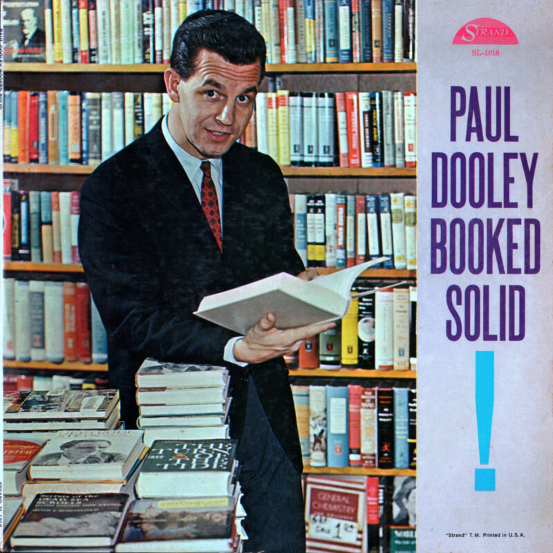 Paul Dooley Booked Solid! - LP
