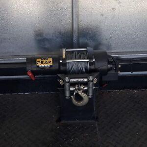 MM PEAK 2500 WINCH Dianella Stirling Area Preview