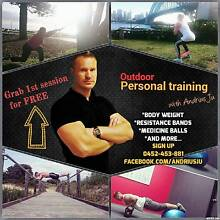 PersonalPro training with Andrius_Ju Sydney City Inner Sydney Preview