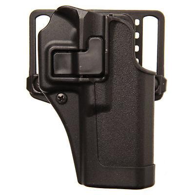Blackhawk CQC SERPA Retention Mil-Spec Pistol Gun Belt Holster Colt 1911 Black  ()