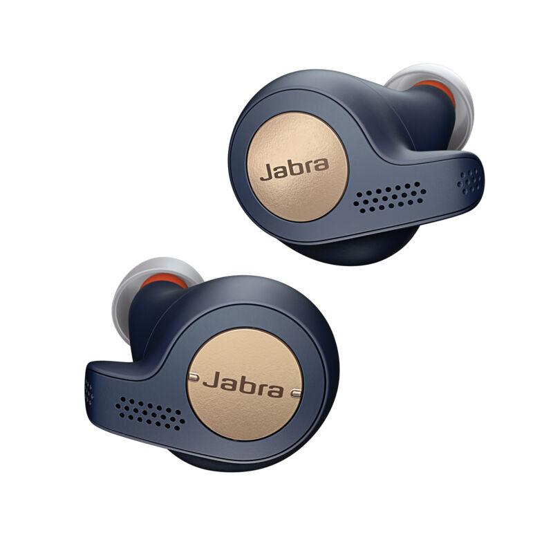 Jabra Elite Active 65t - Copper Blue Certified Refurbished