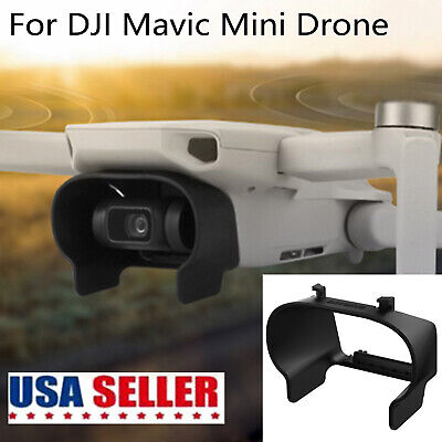 For DJI Mavic Mini Drone Lens Hoods Gimbal Protective Guard Cover Sunshade USA