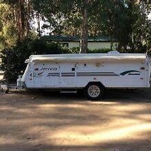 Jayco Swan 2005 Campervan/ Family Van, Pop Up Delahey Brimbank Area Preview