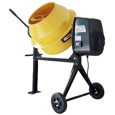 Pro-series Cme35 3.5 Cubic Foot Electric Cement Mixer