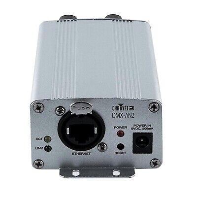 Chauvet DJ DMX-AN2 DMX to Art-Net or Art-Net to DMX Converter Interface