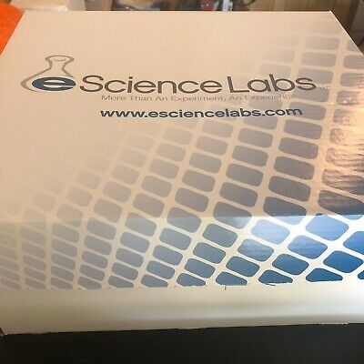 Escience Lab Kit 1286 Biology Ver 1 Wphotosynthesis Nib