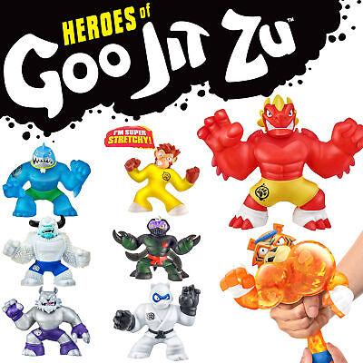 Heroes Of Goo Jit Zu Hero Figure Pack - Choose your Hero or Villain!
