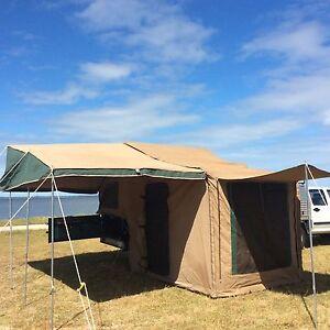 ModCon Campers Dudley Park Mandurah Area Preview