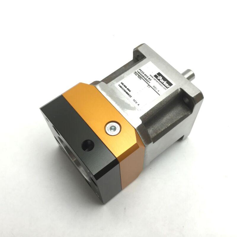 "Parker PX23-003-S2 Gearhead, NEMA 23 Frame, Ratio: 3:1, Shaft: 0.375"", ID: 0.25"""