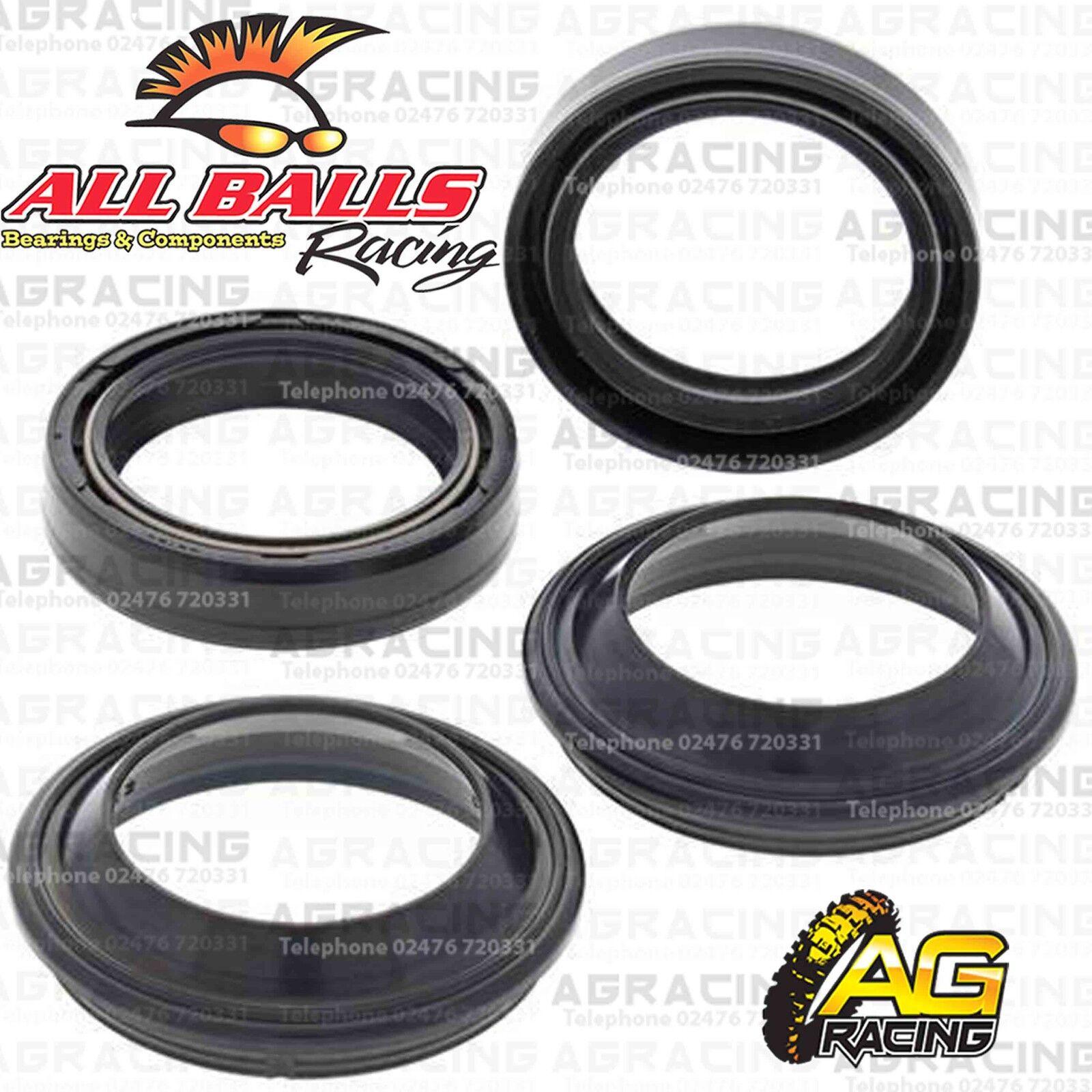 All Balls Fork Oil /& Dust Seals Kit For Honda CRF 450R 2003 03 Motocross Enduro