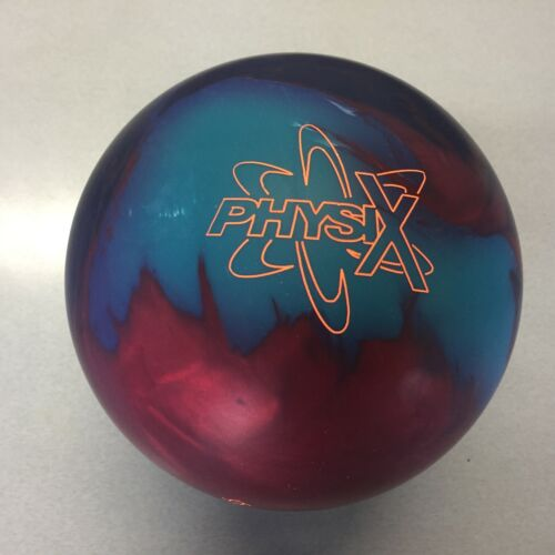 Storm PhysiX  bowling ball 14 LB. 1ST QUALITY NEW UNDRILLED IN BOX!!   #002