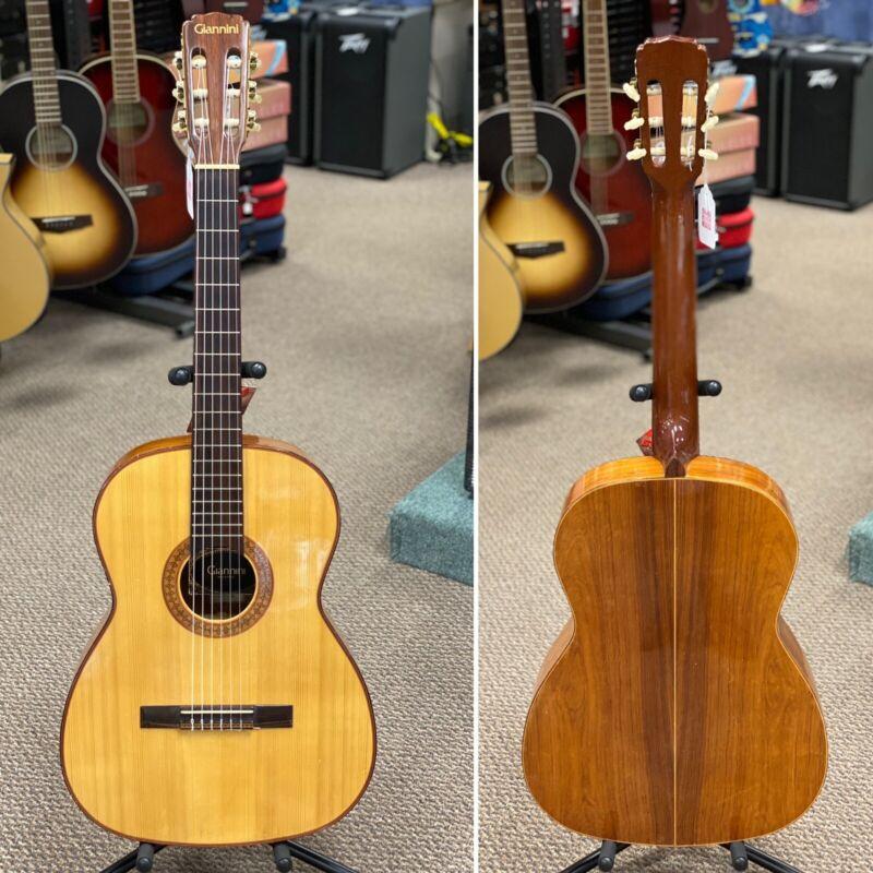1973 Giannini (Brazil) AWN85 Classical Guitar