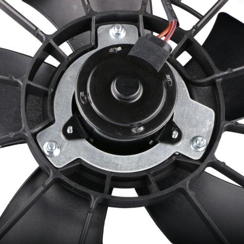 Driver Side Radiator Cooling Fan Assembly for 07 08 09 Honda CRV 2.4L Left