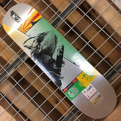 New Alien Workshop Sectachrome Chamelion Multi-Color Skateboard Deck - 8.375in