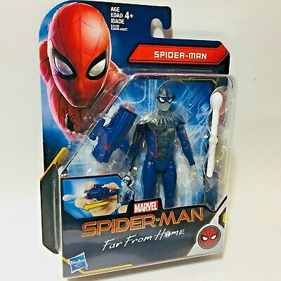 Marvel SPIDER-MAN Far From Home UNDER COVER Concept Basic 6in Figure Hasbro