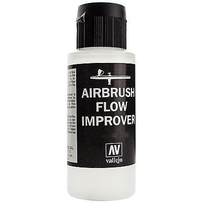 Vallejo Airbrush Flow Improver 200ml 71.562 Airbrush Farben Fließverbesserer