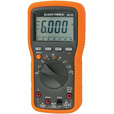 Klein Tools Mm1300a Electricians Hvac Multimeter - New