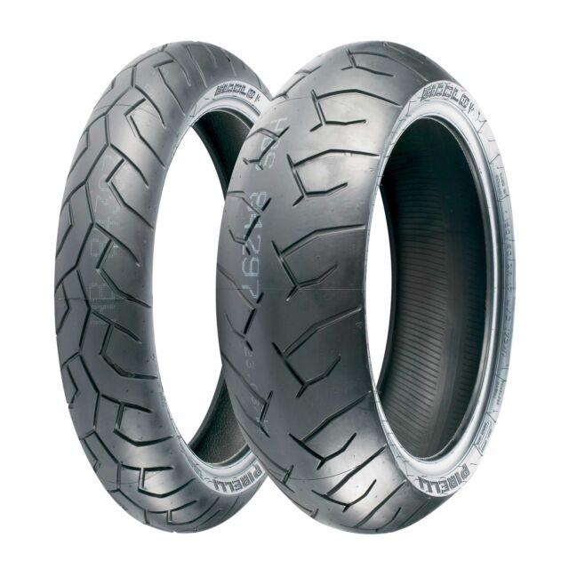 Pirelli Motorcycle/Bike Diablo 120/60 ZR17 MC (55W) TL - Single Front Tyre