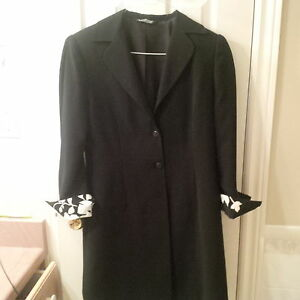 long blazer or jacket - size 6 Never worn