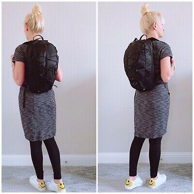 EUC Lululemon Run From Work Backpack Black