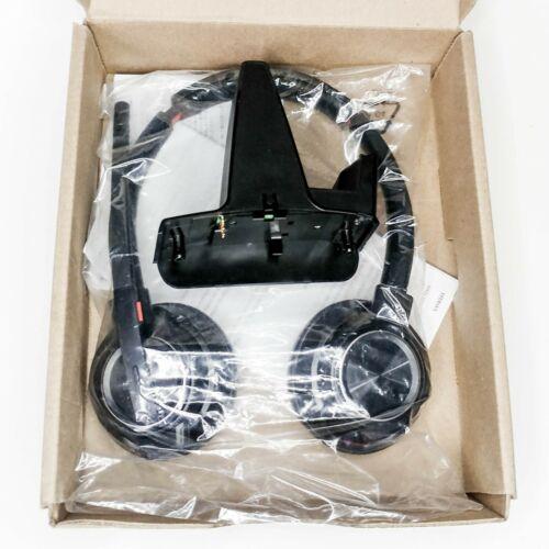 Poly Plantronics SAVI 8220 Spare, Wireless Headset & Charging Cradle ** Read **