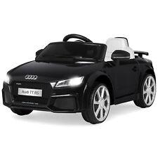 BCP 6V Kids Audi TT RS Ride-On Car w/ Parent Control, AUX