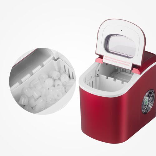 Portable Ice Maker Igloo Compact Countertop Ice Cube Maker 2