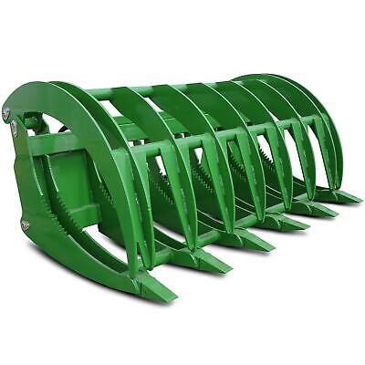 Titan 72 Hd Root Grapple Rake Attachment Fits John Deere Loaders