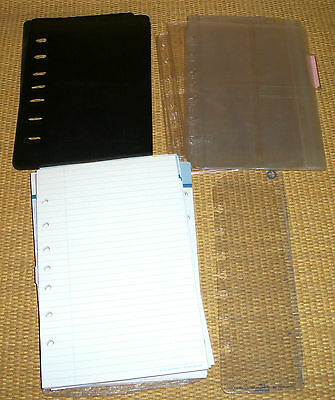 Classic Size Franklin Covey Plannerbinder Accessory Pack Lot Page Savers