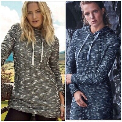 Fabletics Yukon Sweater Pullover Dress NWT Size S