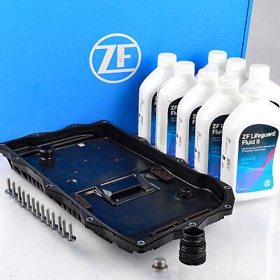 ZF 1087.298.247 Servicekit 8HP45-75 Automatikgetriebe Ölwanne + 8L Öl Stecker