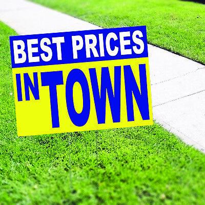 Best Prices in Town Plastic Indoor Outdoor Coroplast Yard