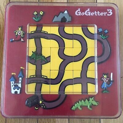 Go Getter 3 Expert Puzzle Brain Teaser Best Home Stay Indoor Game Dr Toy