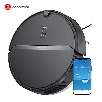 Roborock E4 Mop Robot Vacuum Mop Cleaner 2000Pa Strong Suction(Refurbished)