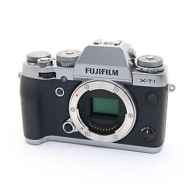 Fujifilm Fuji X-T1 Graphite Silver Edition 16.3MP Mirrorless Digital Camera Body