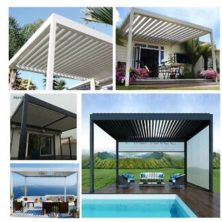 "Backyard Opening Roof - Patio or Vergola 6.3m x 4 ""$8k of RRP"""