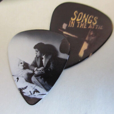 BILLY JOEL Collectors Guitar Picks (2-Lot); The Stranger & Songs in the Attic